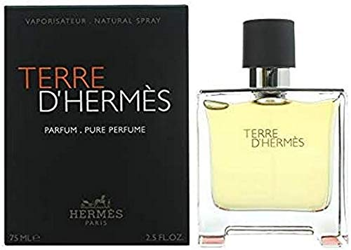 Terre D' Hermes By Hermes For Men. Parfum Spray 2.5 Oz / 75 Ml (187417)