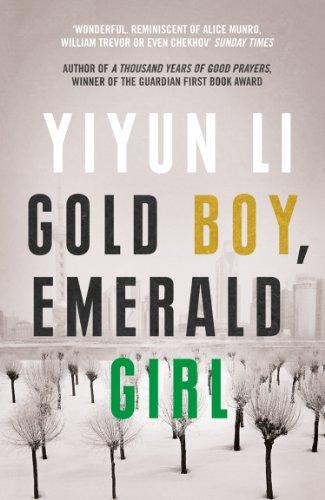 Gold Boy, Emerald Girl (English Edition)