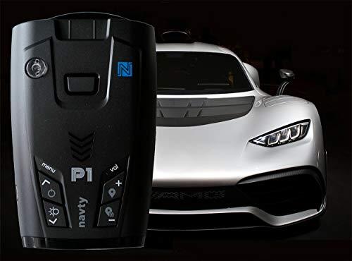 Navty P1 Premium Edition - Performance Tracker / Radarwarner / Blitzerwarner für Auto