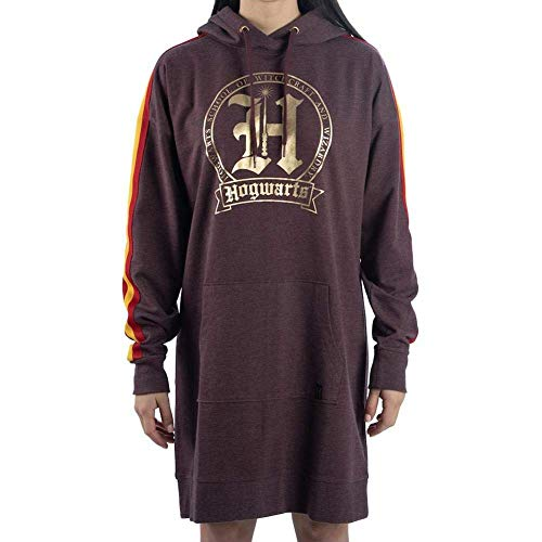 Harry Potter Hogwarts Woman's Hoodie Dress