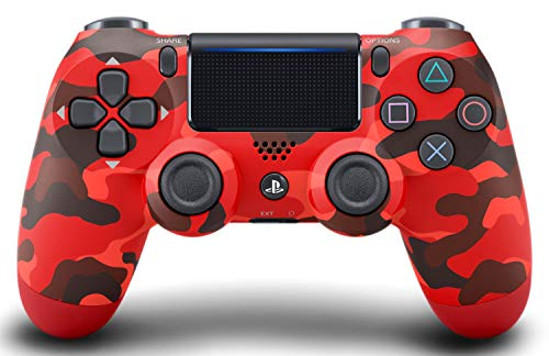 PlayStation 4 Wireless Controller DualShock 4 Red Camouflage [CUH-ZCT2J30]