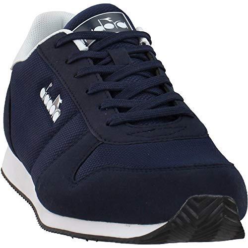 Diadora Mens Snap Run Lace Up Sneakers Shoes Casual - Navy - Size 10.5 D