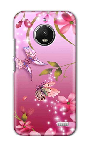 Swag My Case Printed Back Cover For Motorola Moto E4