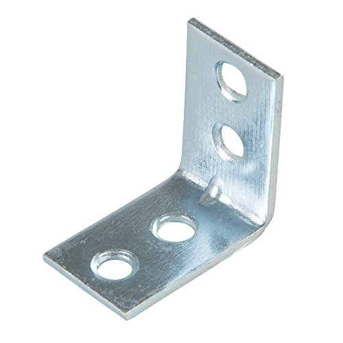 Fixman ad angolo, argento, 627136