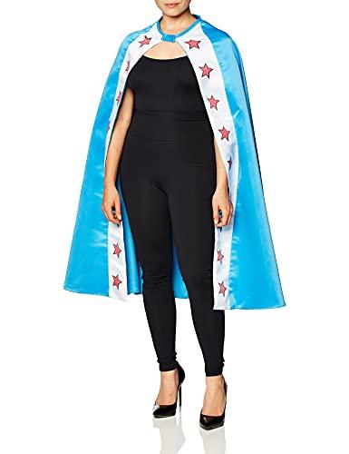 Rubie's Women's DC Superheroes Deluxe Wonder Woman Cape, Multi, One...