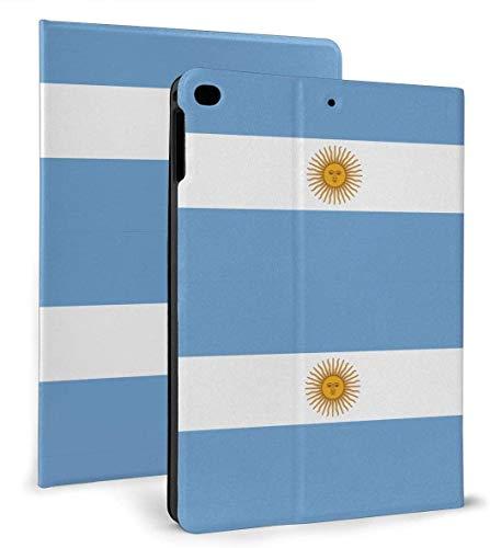 Flag of Argentina PU Leather Smart Case Auto Sleep/Wake Feature for iPad Mini 4/5 7.9'& iPad Air 1/2 9.7' Case