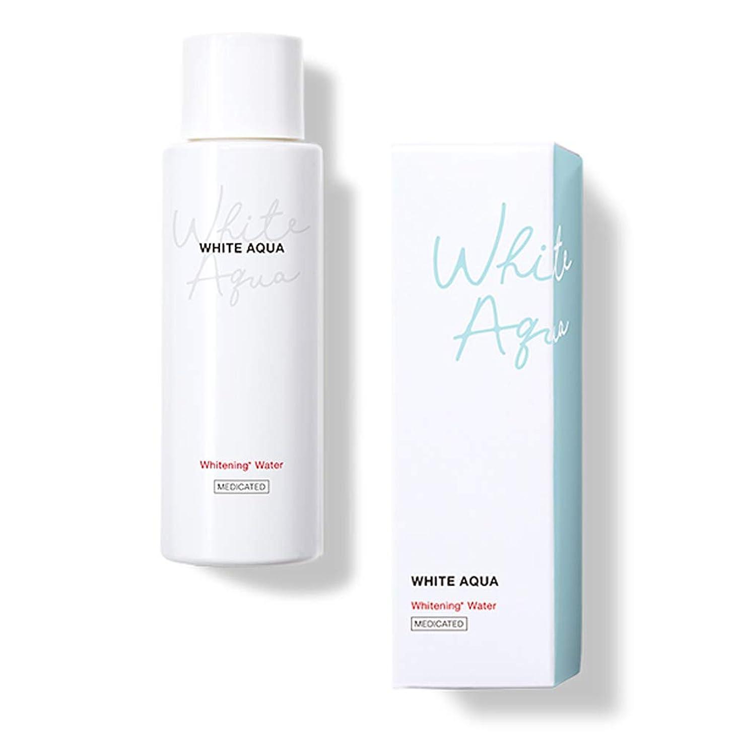 雰囲気パッチ彫るホワイトアクア WHITE AQUA 薬用美白水