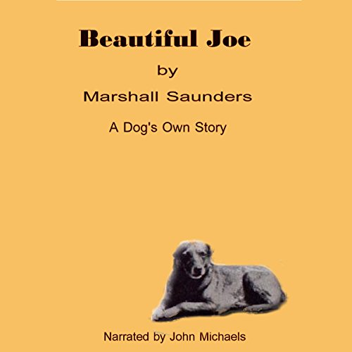Beautiful Joe audiobook cover art