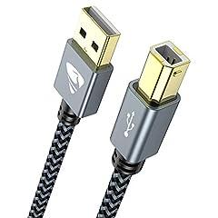 USB Druckerkabel【2M】,USB
