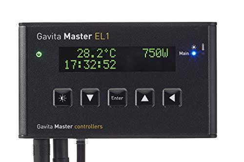 Gavita Pro Control para lámparas de crecimiento, control de luz Master Controller EL1 Gen2