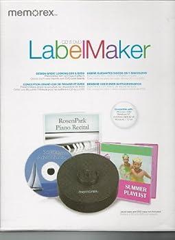 Memorex CD/DVD Labelmaker Kit  32020029065