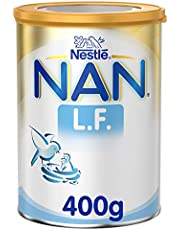 Nestle NAN L.F., From birth to 12 months, Lactose Free Formula Fortified with Iron, 400g