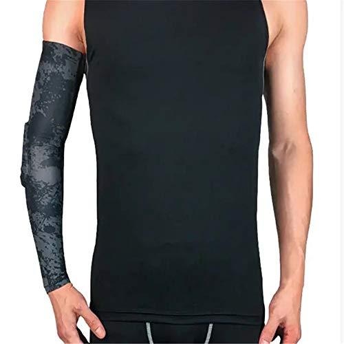 Yaunli - Manguito de brazo para codo y codo (1 unidad, transpirable)