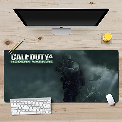 Call of Duty Alfombrilla Ratón Grande Gaming Mouse Pad XL (900x400x3mm) con...