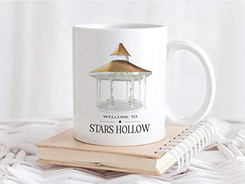 Gilmore Girls Tasse Stars Hollow Stadtpavillon