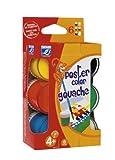 Lefranc & Bourgeois Educación - 6 Tarros de gouache de 22 ml