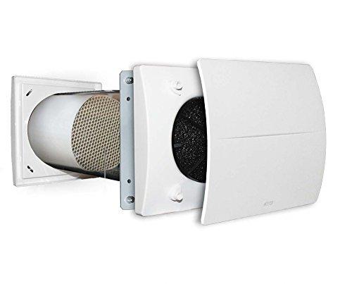 Recuperatore Solitair 150 EC 230V Unità' decentralizzata a singolo flusso alternato con recupero di calore AVE