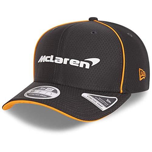 McLaren F1 Team 2021 New Era 9Fifty Baseball Hat (Black, S/M)