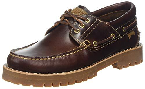 Camper Nautico, Zapatos para Hombre, Marrón (Medium Brown 210), 39 EU