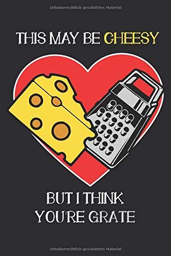 Käse Notizbuch: Perfektes Geschenk für Käse Liebhaber und Käse Kenner