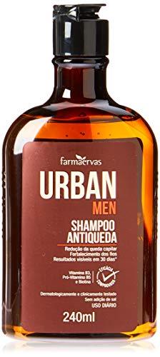 Sh. Antiqueda Urban Men 240Ml