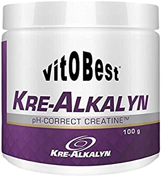 Suplemento Creatina KRE-ALKALYN- Suplementos Deportivos - Vitobest (Neutro 100 g)