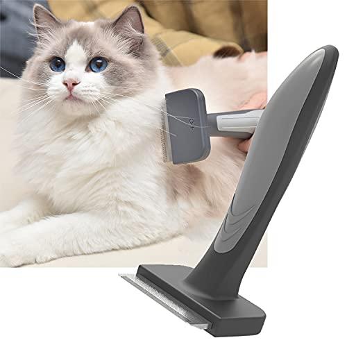 BPS® Peine Cepillo Profesional Perro Gato para Aseo de Mascotas 17 * 7.5 cm BPS-7017 (Color al Azar)
