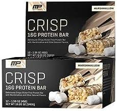 Musclepharm Combat Bar Protein Bar Bodybuilding Crisp Bar Peanut Butter Estimated Price : £ 39,44