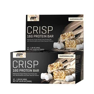 Combat Crisp Protein 12 Bars, Peanut Butter