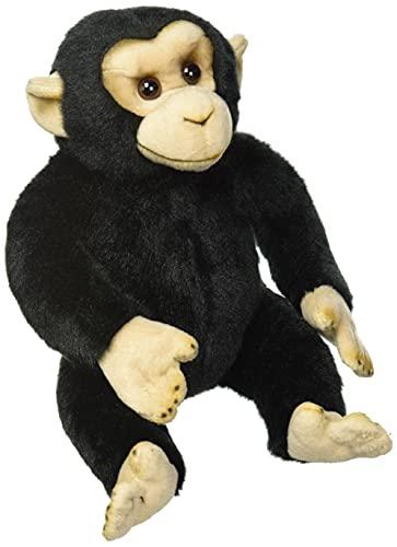Venturelli 197585, Basic Plush Chimpanzee, Brown