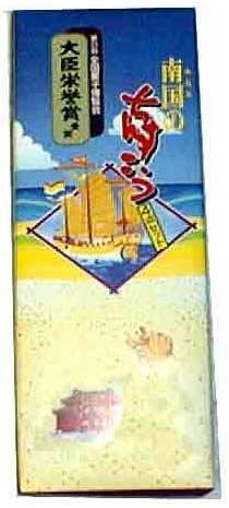 南国のちんすこう・ミニ 4点セット 2個入×8袋×5P 南国製菓 プレーン・黒糖・パイン・紅芋味の詰め合わせ さくさく食感のちんすこう 沖縄土産にもおすすめ