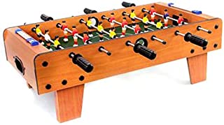 6 Rods Table Football Soccer Game For Kids 37x69x24CM