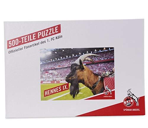 Trade Con 1. FC Köln - Puzzle Hennes - 500 Teile