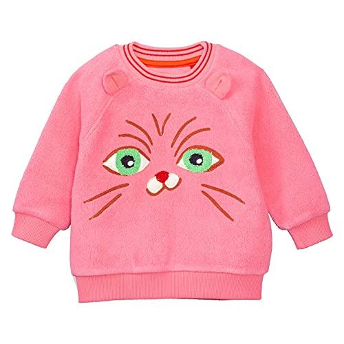 Oilily Mädchen Sweat-Shirt Herita-116 - Kindermode : Mädchen