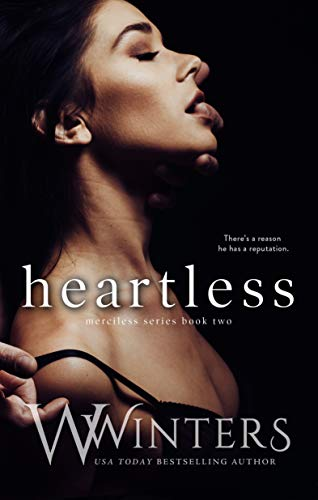 Heartless (Merciless Book 2) by [W. Winters, Willow Winters]
