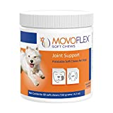 Virbac MOVOFLEX Joint Support Soft Chews for Small Dogs (60 Count) | Veterinarian Formulated, Gluten-Free