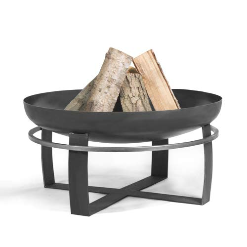 CookKing Feuerschale Feuerkorb Viking Gusseisen echte Handarbeit 80cm