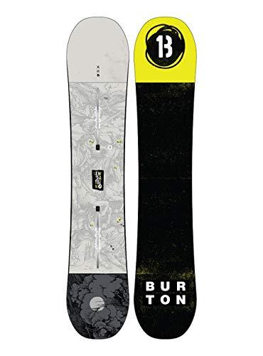 Burton Descendant Tablas de Snowboarding, Hombres, No Color, 158