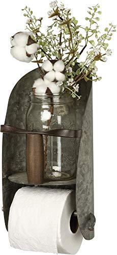 Top 10 best selling list for primitive metal wall toilet paper and towel holder