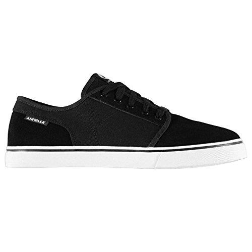 Airwalk Herren Tempo 2 Sneaker Schwarz 43