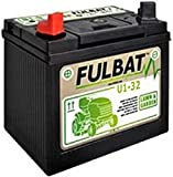 GreenCutter AG 0200248 Fulbat, Batteria per Trattorino al Gel, Sigillata, Pre-Attivata, 12...