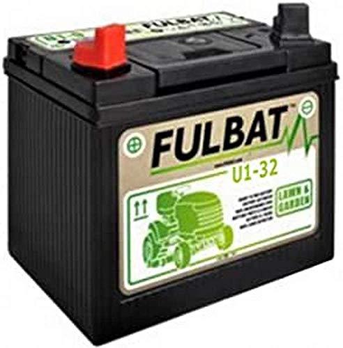 Fulbat - Rasenmäher Batterie U1-32 / U1-12 12V 32Ah - Akku(s) - U1-12 ; U1-32 ;