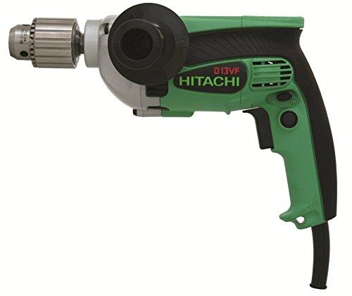 Hitachi D13VF 1/2-Inch 9-Amp Drill, EVS Reversible
