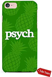 Tobe Yours 3D Phone Case Psych Pineapple2 Durable Protective Anti-Scratch iPhone 5/5s/SE Apple Phone Case Cover