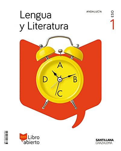 LENGUA Y LITERATURA LIBRO ABIERTO 1 ESO
