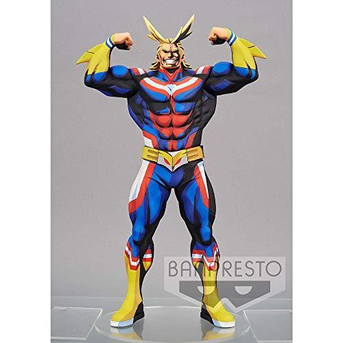 Banpresto My Hero Academia Grandista PVC Statue All Might Manga Dimensions 28 cm 16114