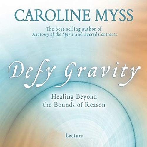 Defy Gravity audiobook cover art