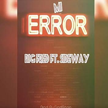 Mi Error (feat. Sideway)