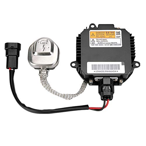 HID Ballast with Ignitor - Headlight Control Unit - Replaces 28474-8991A, 28474-89904, 28474-89907, NZMNS111LANA - Compatible with Nissan Murano, Maxima, Altima, 350Z, Infiniti QX56, G35, FX35