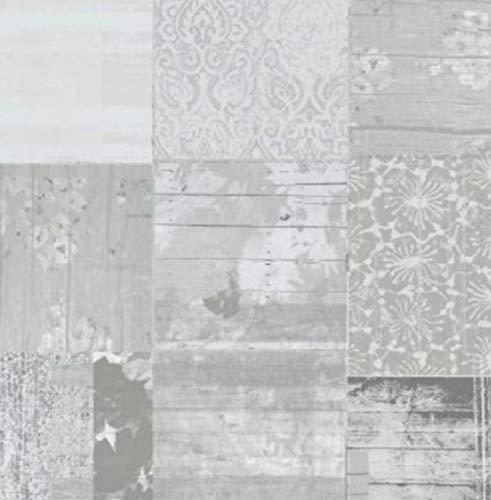 Klebefolie Möbelfolie Vintage grau 45 cm x 200 cm